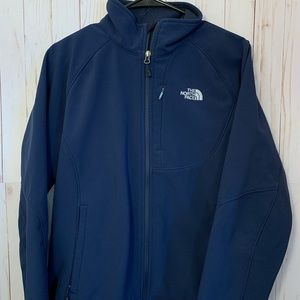 North Face Blue Jacket